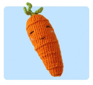 Soo Sweet.... Carrot cute free knitting patterns