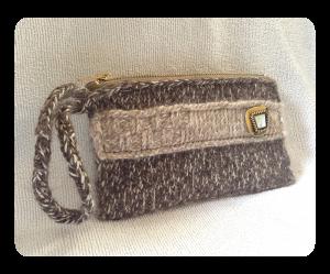 Easy Clutch Purse Elegant Women Handbag free knitting patterns