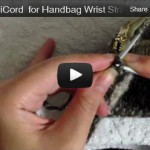 How to Knit iCord for handbag wrist strap