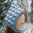 Star Knit Hat for Blythe