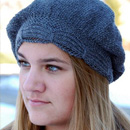 Shades of Grey Slouchy