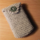 Easy Peasy Cell Phone Cozy
