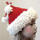 Jolly Santa Hat